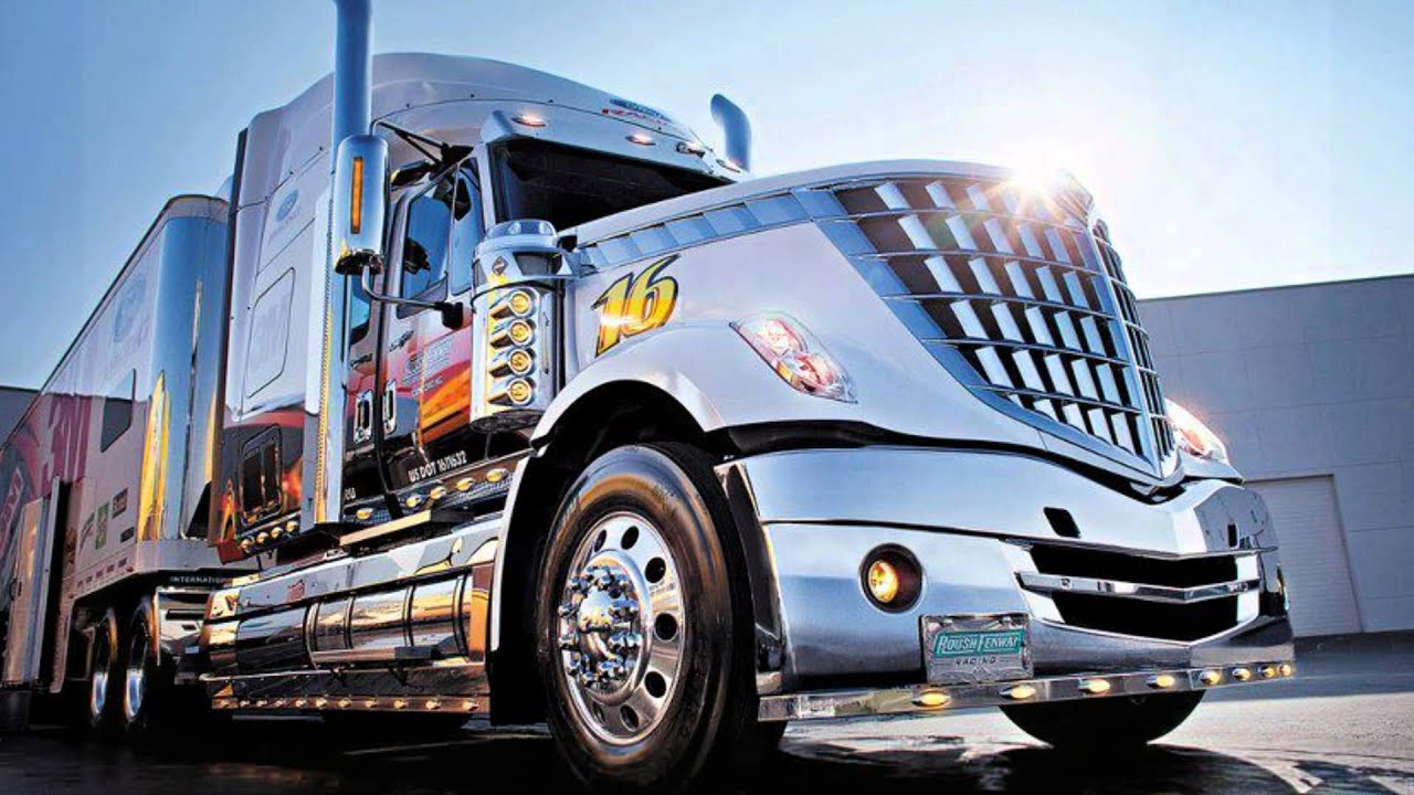 Custom Truck Peterbilt Badass Trucks Pinterest Trucks Black And Custom Trucks
