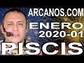 Video Horóscopo Semanal PISCIS  del 29 Diciembre 2019 al 4 Enero 2020 (Semana 2019-53) (Lectura del Tarot)