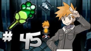 Let's Play Pokemon: HeartGold Part 45 Viridian Gym