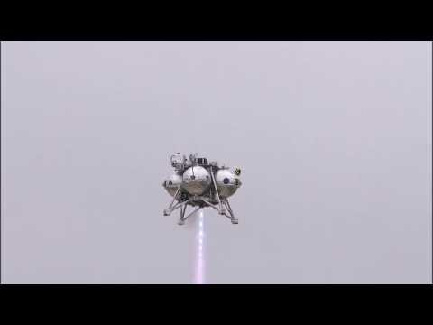 Morpheus Completes a Perfect Free Flight Test | NASA Space Science HD