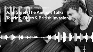 Davo chats to John Steel of The Animals