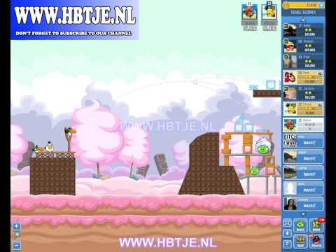 Angry Birds Friends Tournament Level 6 Week 91 (tournament 6) no power-ups