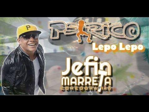 Lepo lepo - Psirico - Coreografia Professor Jefin Marreta