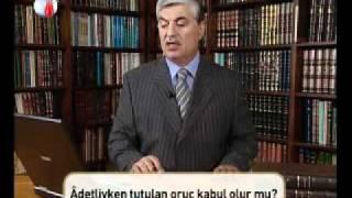 Cünüp oruç tutulur mu? - Prof. Dr. Faruk Beşer