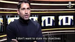 """03/01/2012 - Marco Borriello: """"Non ho mai rifiutato la Juventus"""""""
