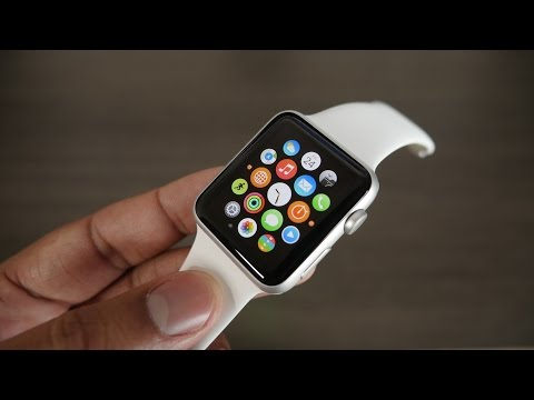Apple Watch Unboxing!