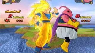 Dragon Ball Z Budokai Tenkaichi 3 Version Latino *Goku