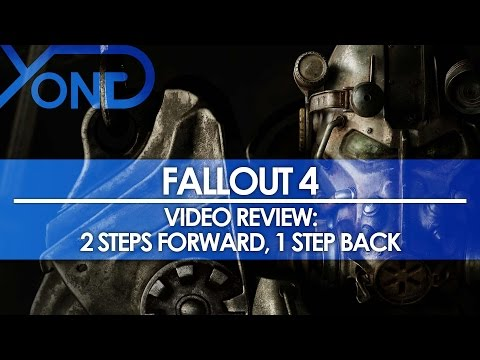 Fallout 4 - Review: 2 Steps Forward, 1 Step Back