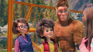 Malý Yeti 2 - trailer na kino animák