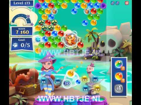 Bubble Witch Saga 2 level 173