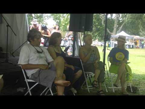 ComFest - June 29, 2014 - Killing King CONG (Coal, Oil, Nuclear & Gas) (3 of 5)