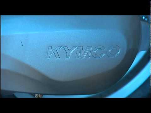 THE GIOI XE XANH VTC14 KYMCO people