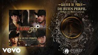 Calibre 50 - De Buen Perfil (Lyric Video) ft. Banda Carnaval