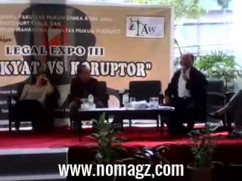 Legal Expo III  Rakyat vs Koruptor