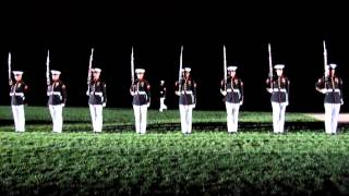 United States Marine Corps Silent Drill Platoon