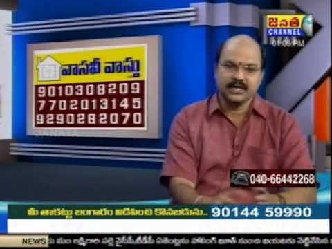 Vasavi Vaastu Live Program on 06-04-2014