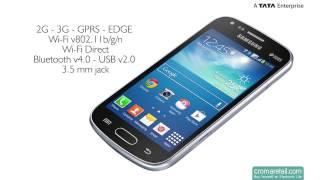 Samsung Galaxy S Duos 2 GSM Mobile Phone (Dual SIM)