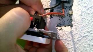 Como instalar un atenuador de intensidad de luz