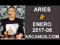 Video Horóscopo Semanal ARIES  del 19 al 25 Febrero 2017 (Semana 2017-08) (Lectura del Tarot)