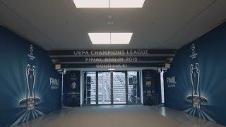 Lo stadio della finale Juventus-Barcellona - Champions League final stadium