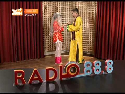 Radio 88.8 - Tập 48: Chuyện tình Tân bến Thượng Hải Harry Lu - Will - Yu