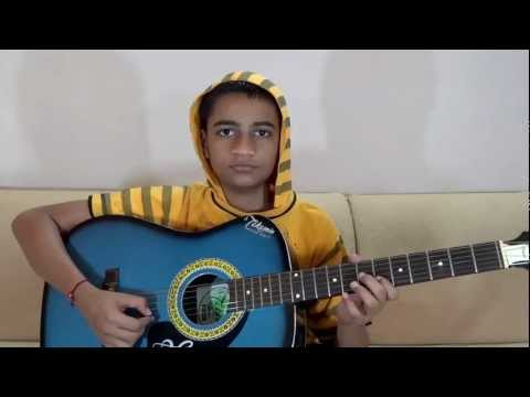 Why This Kolaveri Di Guitar Cover - (Instrumental) - 3