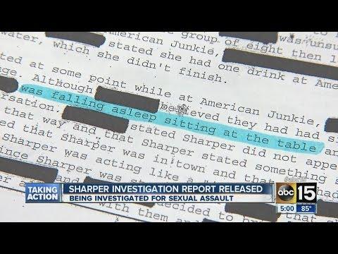 Darren Sharper investigation report