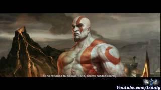 Mortal Kombat 9 Kratos Story Ending [HD]