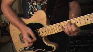 2009 Fender Telecaster USA Standard Guitar Review Scott Grove