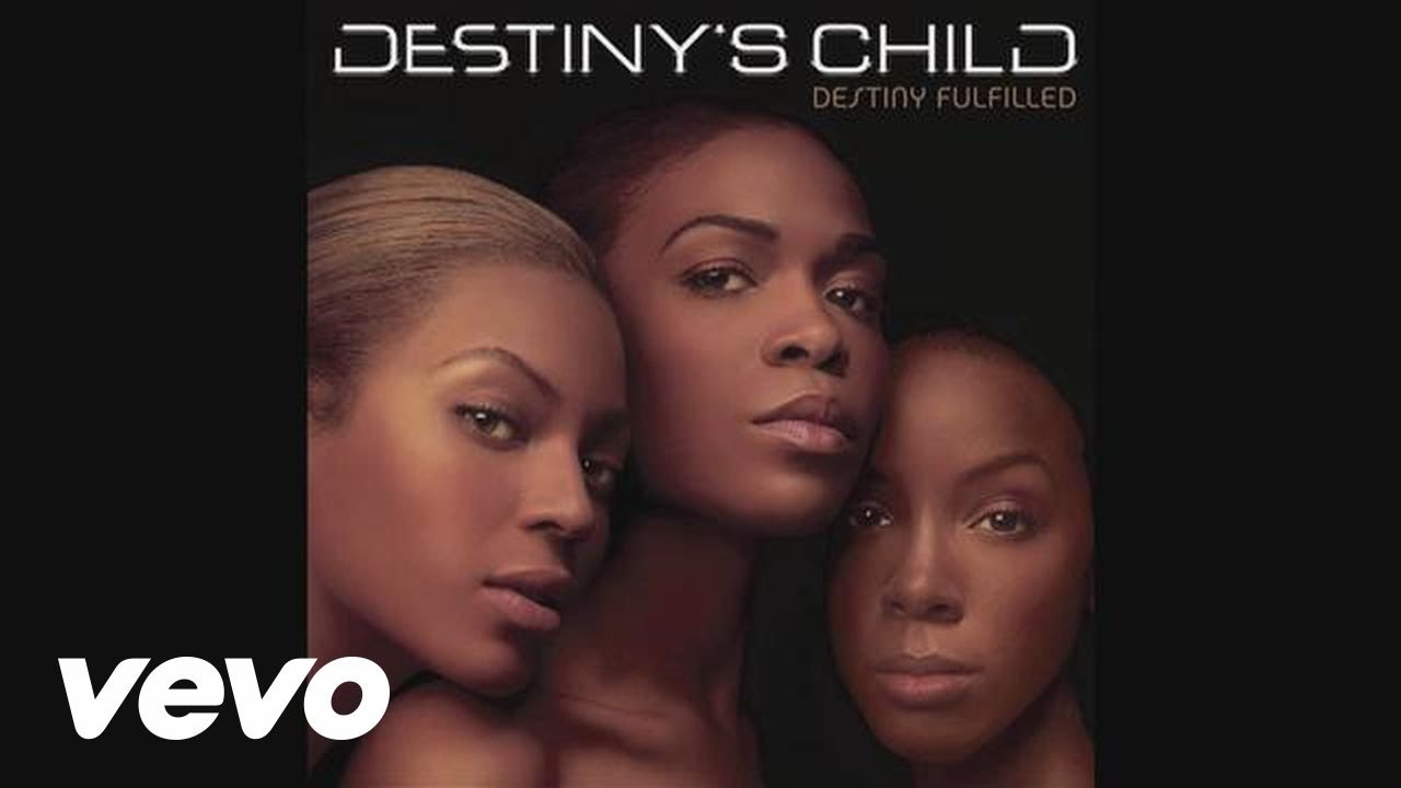 Destiny's Child - T-Shirt (Audio) - YouTube