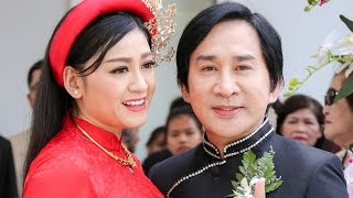 Đám cưới con gái nghệ sĩ cải lương Kim Tử Long bên người vợ cũ...!!