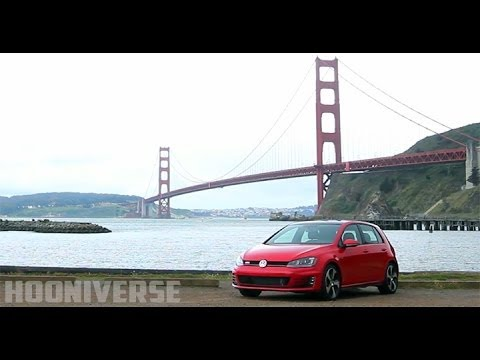 First Drive: 2015 Volkswagen Golf GTI
