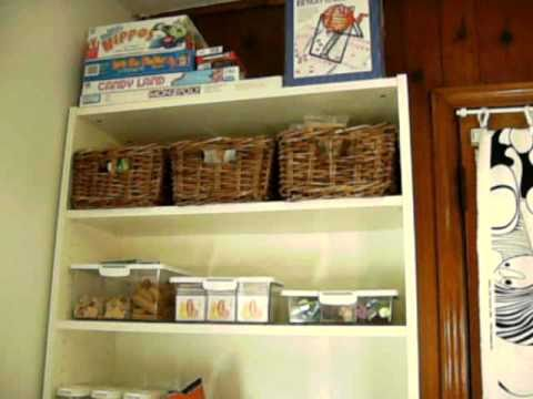 tips on how to organize your kitchen pantry youtube