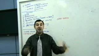 MBA - Managerial Economics 08 - REPOSTED