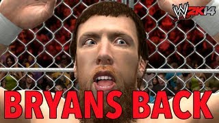 WWE 2K14 Daniel Bryan Is BACK! (13/01/2014 RAW Recap