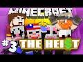 Minecraft - The Heist #3 - FBI Raid (Payday 2 Adventure Map)