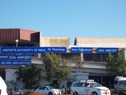 Goa International Airport Vasco-da-Gama (DABOLIM)