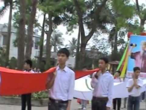 Le khai mac dai hoi TDTT xa Hung Dao huyen tu ky 2013