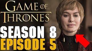 Game of Thrones Season 8 Episode 5 Review
