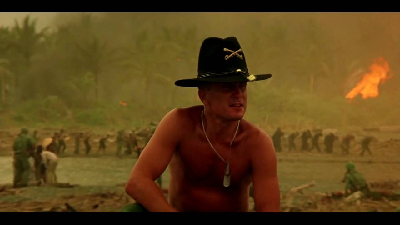 an examination of foreign intervention in the context of the vietnam war in the movie apocalypse now