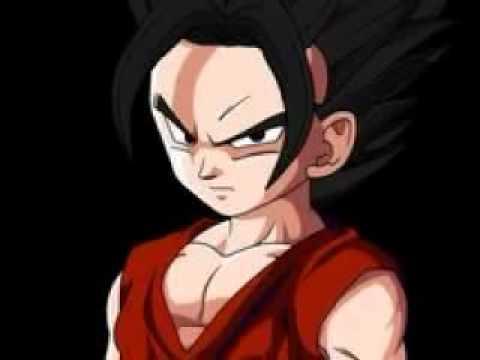 son xicor the powerful evil son of goku youtube