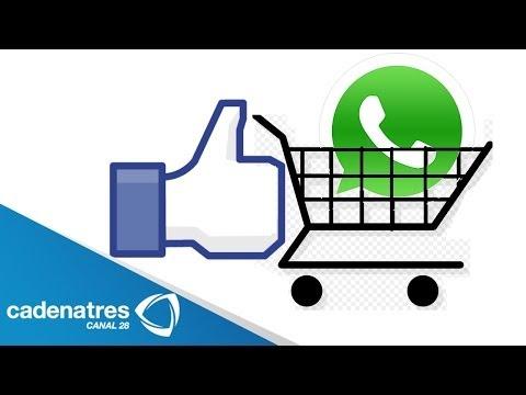 Facebook adquiere el servicio de mensajería instantánea WhatsApp