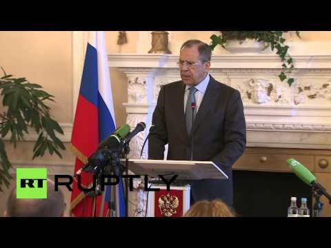 UK: February 21 agreement still not being fulfilled - Lavrov