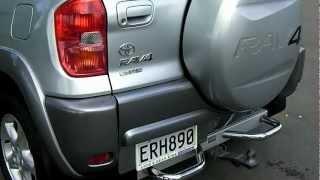 2002 Toyota Rav 4 3 Door 4WD