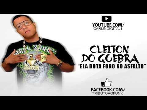 CLEITON DO QUEBRA - ELA BOTA FOGO NO ASFALTO (FAVELA MUSIC STUDIO)