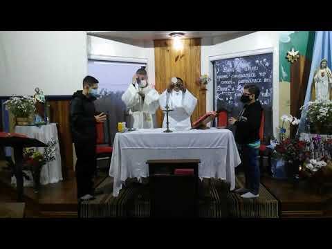 Santa Missa | 11.05.2021 | Terça-feira | Padre Francisco de Assis | ANSPAZ