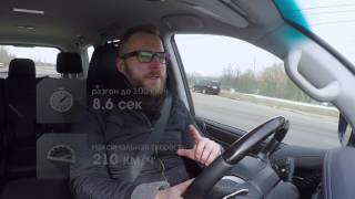 Наши тесты плюс. Вып. 25. Lexus LX 450. Авто Плюс ТВ