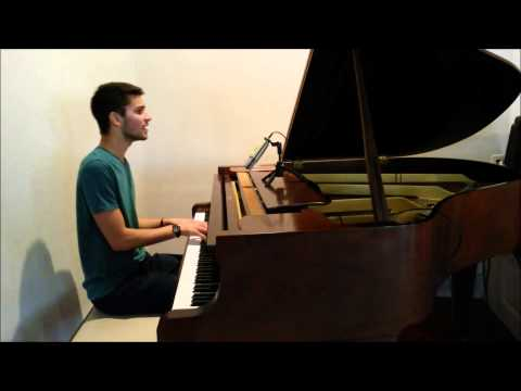 White blank page mumford sons cover by robert rhoads jr