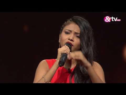 Rasika Borkar - Performance - Knock Out Round Episode 15 - January 28, 2017 - The Voice India Season2