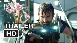 Elysium Official Extended Trailer (2013) Matt Damon Sci